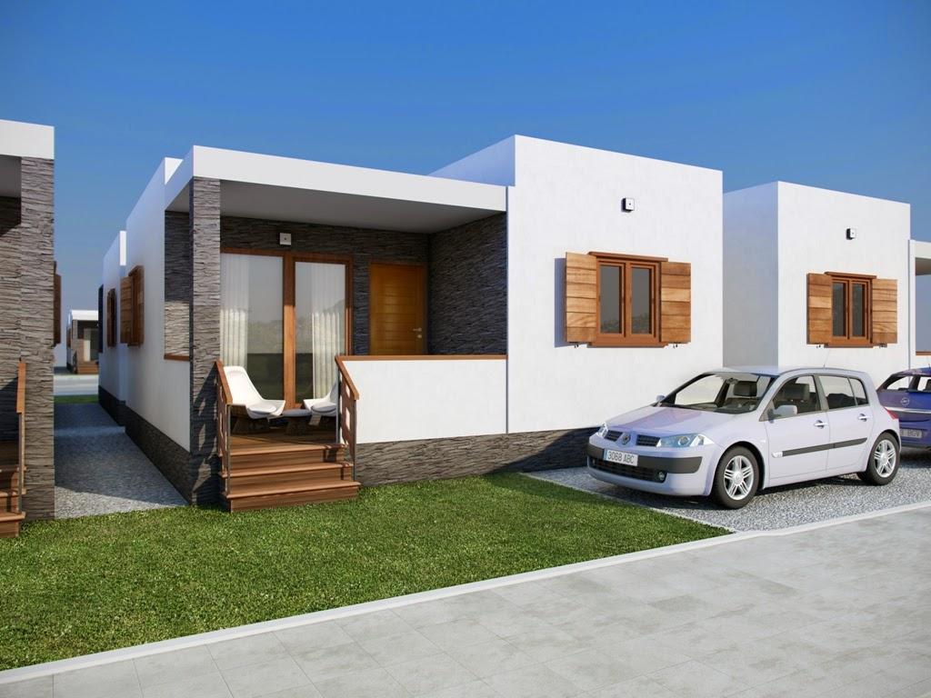 Fotos de casas pr fabricadas decora o e ideias for Imagenes de casas