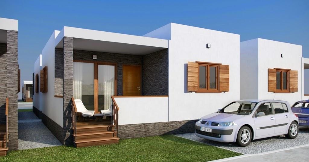 Fotos de casas pr fabricadas decora o e ideias for Casas modulares baratas precios