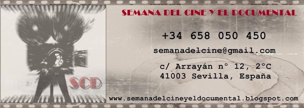 SEMANA DEL CINE Y EL DOCUMENTAL