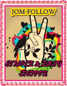 Giveaway Simple & Easy Shoppe