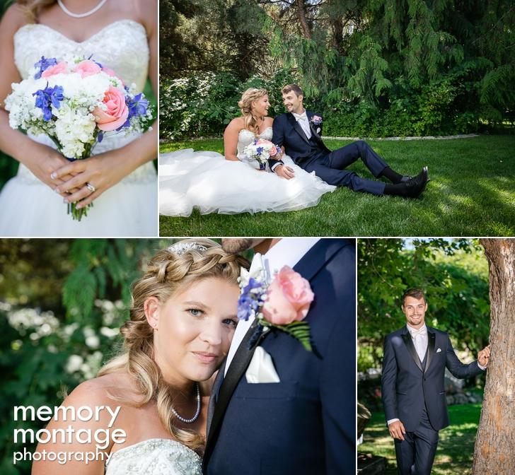 Nate and ashley wedding