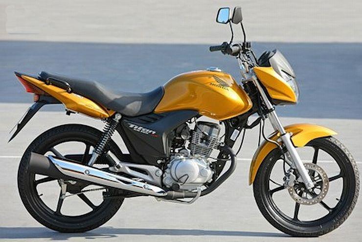 honda cg titan 150cc al corte motos tuning 2010 cg