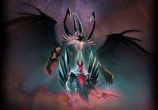Terrorblade - Fractal Horns of Inner Abysm
