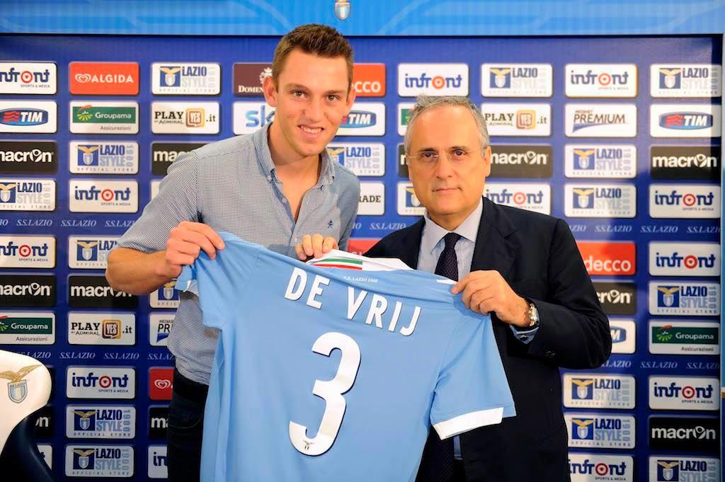 Persaingan transfer 2 Tim Ibu Kota Italia