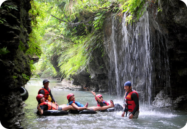 Body+Rafting+Santirah+Pangandaran+Green+Canyon