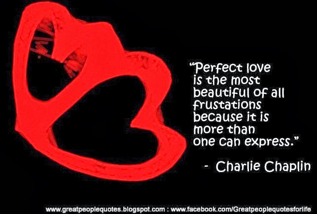 Charlie Chaplin Quotes About Love. QuotesGram