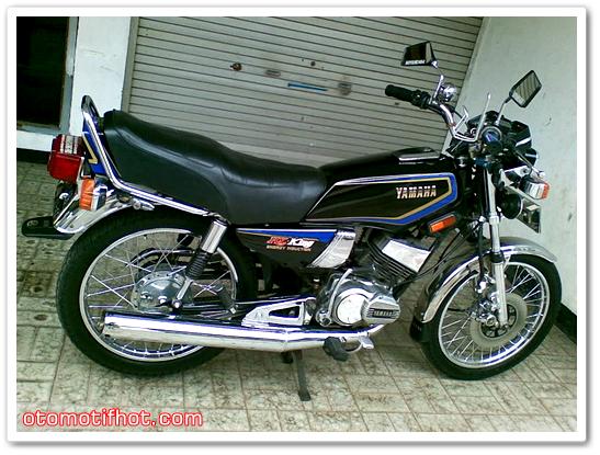 Harga Motor RX King Bekas