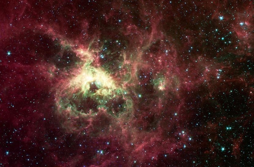 La Nebulosa de la Tarántula 2