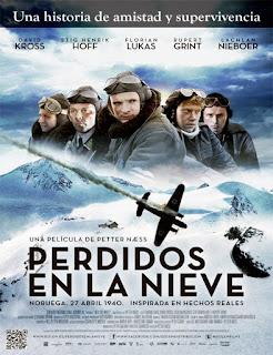 Into the White (Perdidos en la nieve) (2012)