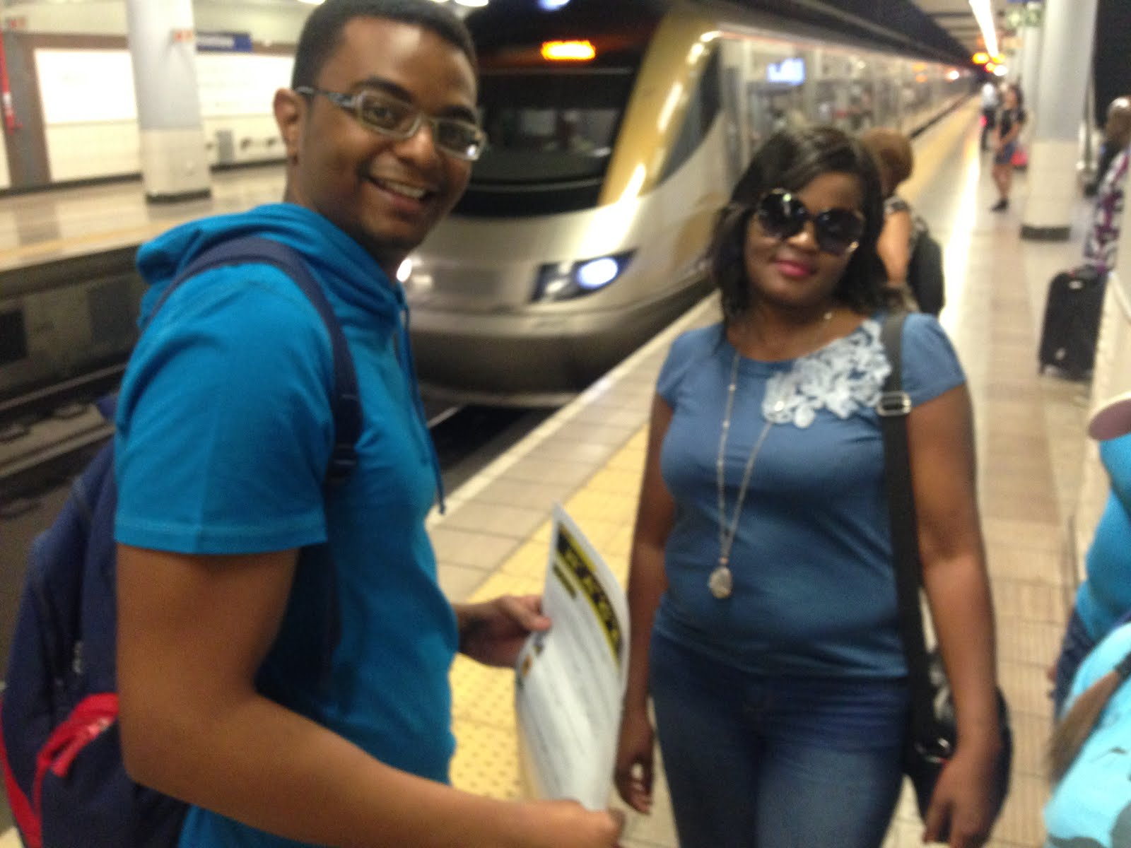 Gautrain Amazing Race