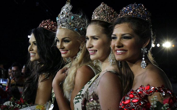 La Alfombra Rosa: Miss Venezuela 2010-2011