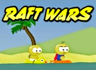 unblocked games raft wars