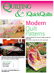 Free Modern Quilt Patterns eBook