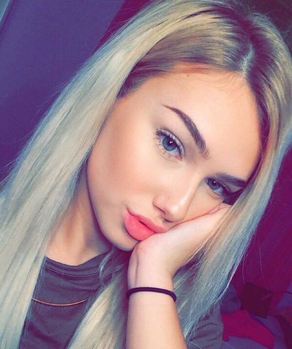 Photos of 14 year old girl who Tyga exchanged messages with has tongues wagging   This Is Miss ...