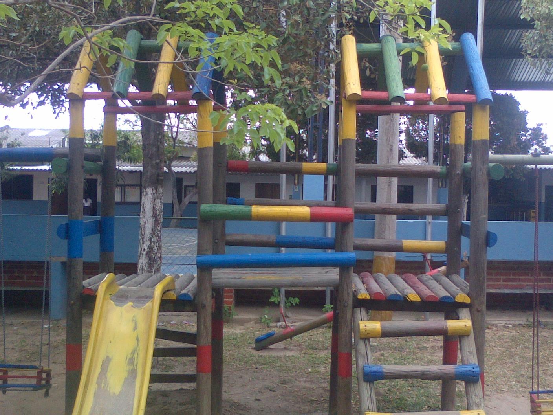 Aprendo y me divierto en el preescolar dependencias de mi for Dependencias de la escuela