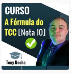 Curso para TCC