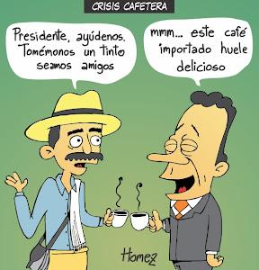 SOBRE LA CRISIS CAFETERA