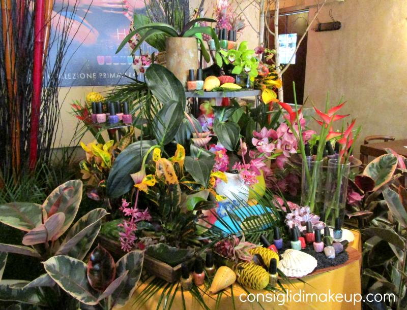 nuova collezione opi hawaii