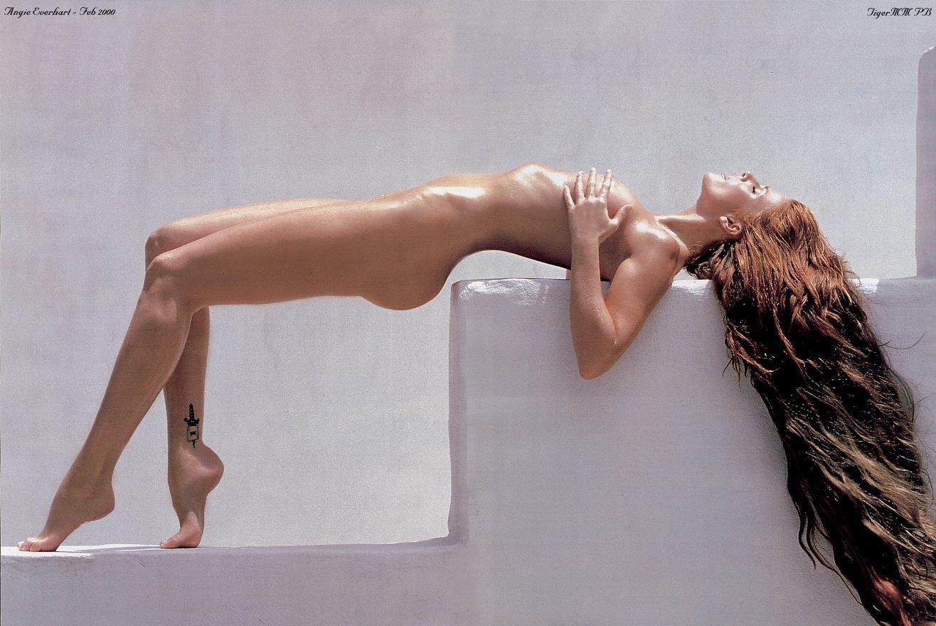 Fotos De Angie Everhart Desnuda Y Topless Neiked Wumen