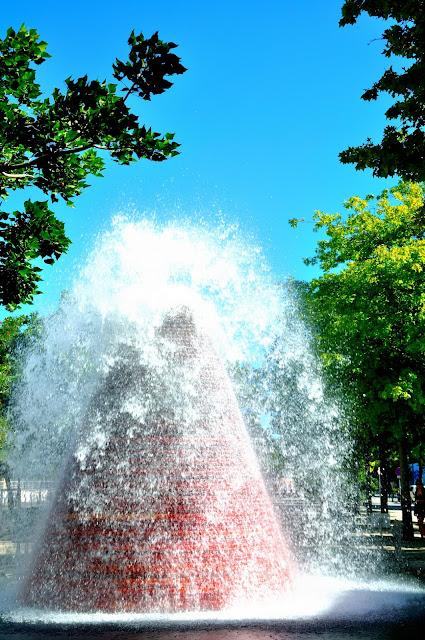 фонтан-вулкан