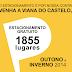 Saiba em que parques e horários pode estacionar de forma gratuita em Viana