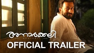 Anarkali Malayalam MovieTrailer