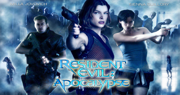 Resident Evil - movie: watch streaming online