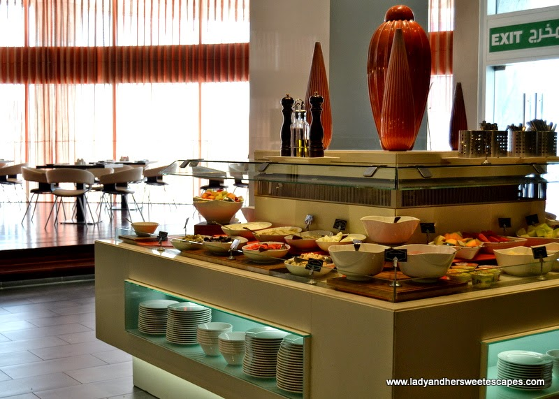 Breakfast Buffet at Centro Capital Centre
