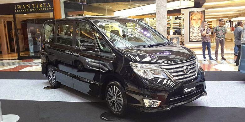 The Price Of New Nissan Serena Not Rise Drastically