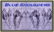 WODMasters Blue Shoulders Shirt Design