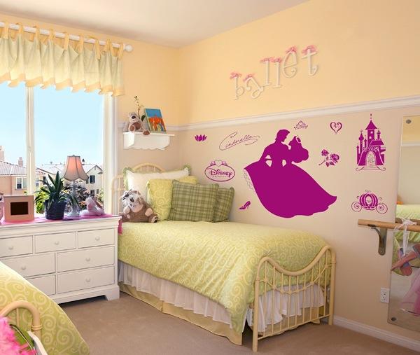 Papel pintado stickers disney - Pegatinas disney para habitaciones ...