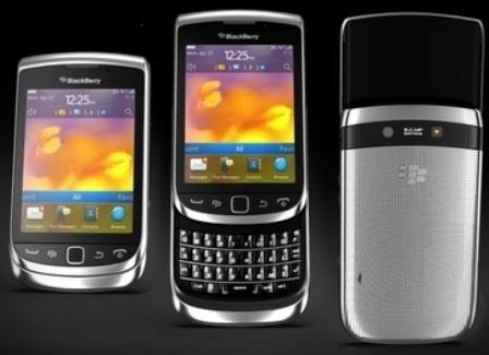 BlackBerry® Torch Jennings™ 9810-Rp. 3.100.000