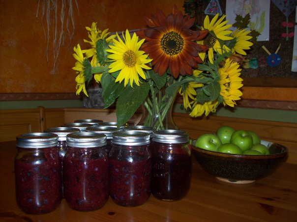 Fresh Blueberry Jam