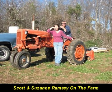 Scott & Suzanne On The Farm 2011
