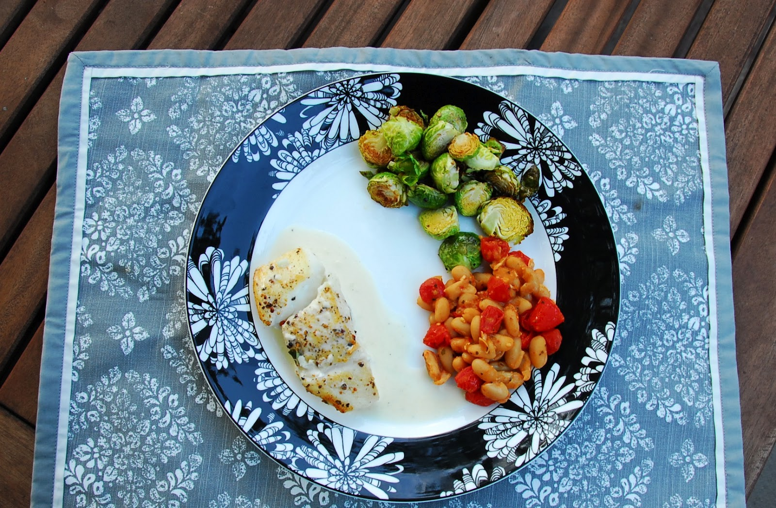 Cooking With Wine (In A Fishbowl-Sized Glass): Pan Seared Halibut ...