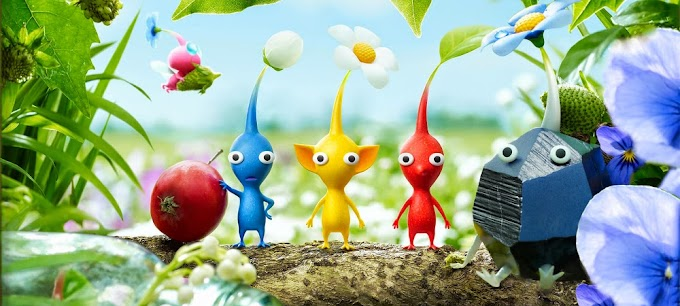 Pikmin 3 for Wii U Review
