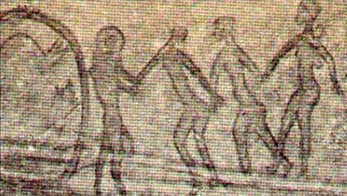 pintura rupestre tassili