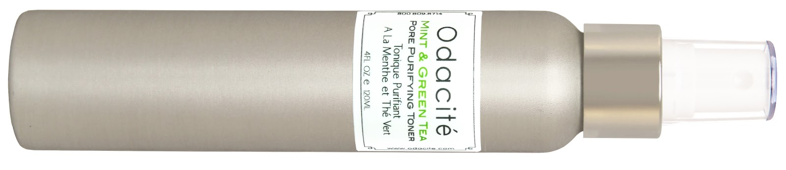 Odacité Mint & Green Tea Purifying Toner