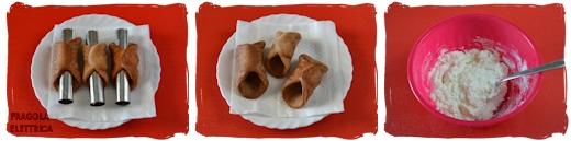 Cannoli Siciliani alle Mandorle