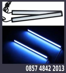 Membuat lampu led variasi mobil