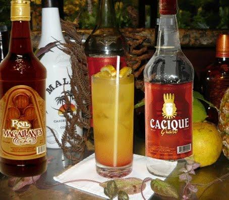 Cacique Drink Recipes