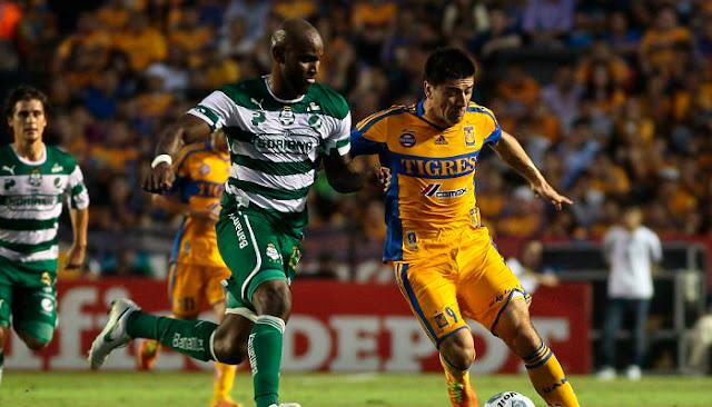 Ver partido Tigres vs Santos en vivo