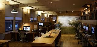 Kursi Kantor dan Meja Kantor