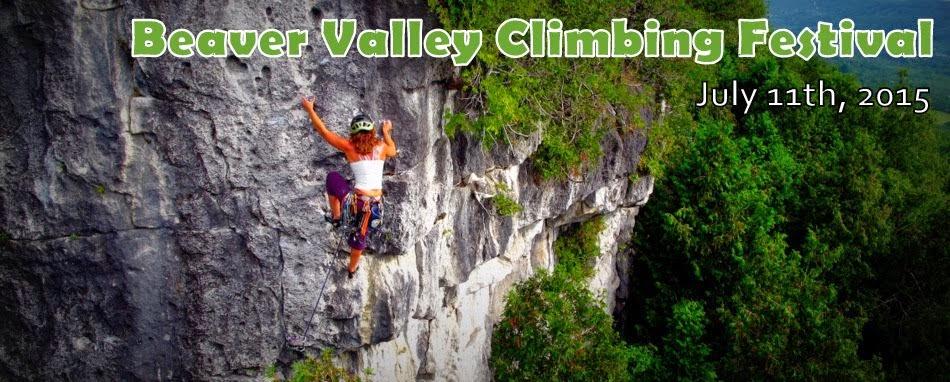 Beaver Valley Climbing Festival