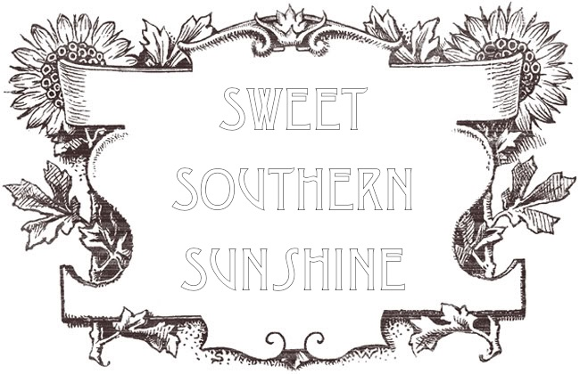 Sweet Southern Sunshine