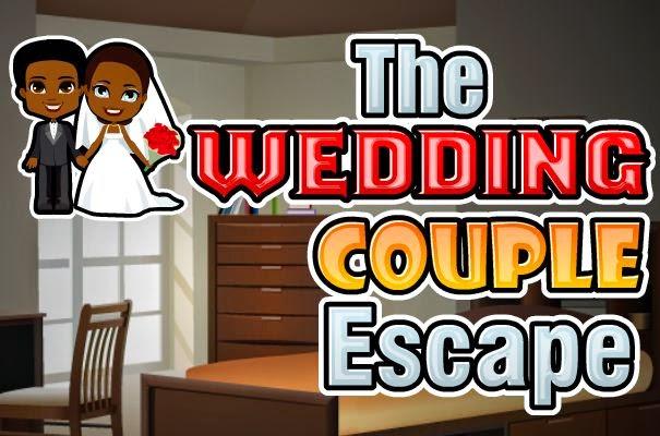 123Bee The Wedding Couple Escape Walkthrough