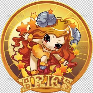 Gambar Zodiak Aries