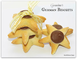 Grandma's German Biscuits