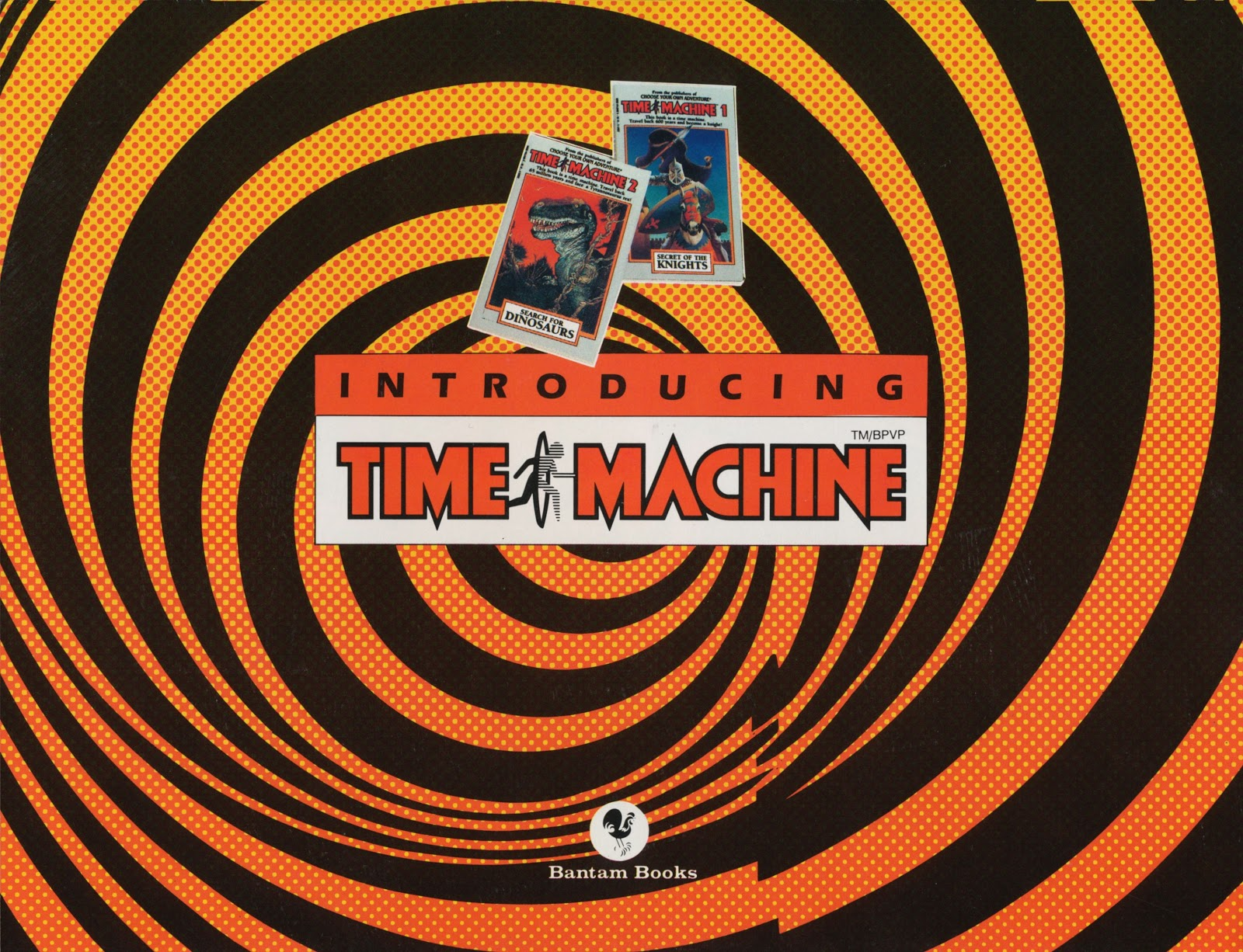 time machine web pages