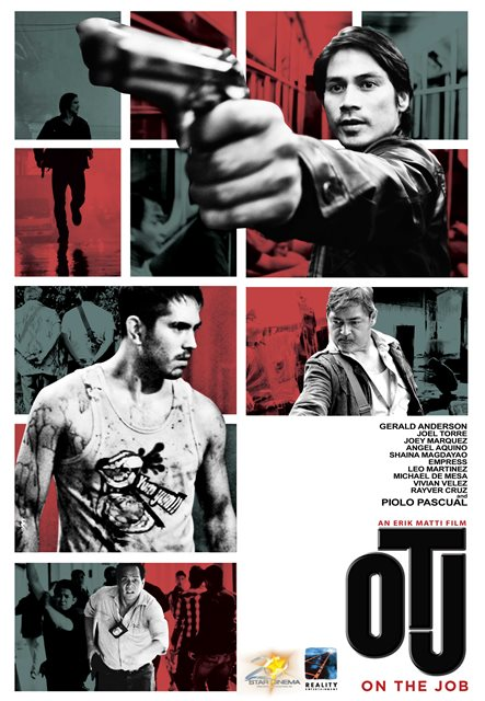 OTJ (On The Job) official movie poster